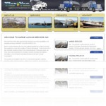 Transportation Website Design, Business Development, Marketing Consulting Company